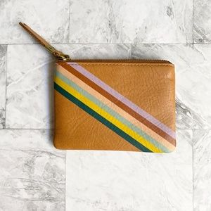NEW Madewell The Leather Pouch Wallet